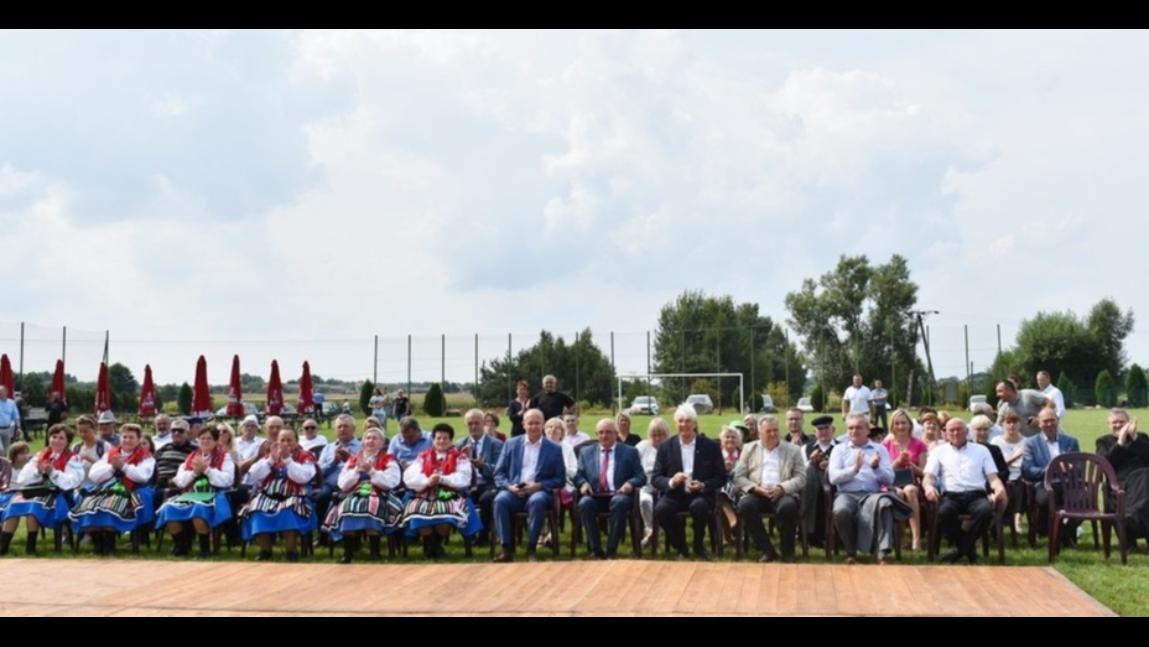 Na boisku gminnym w Rusinowie odbył się Piknik Rodzinny